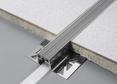 Expansion Joint Profiles For Retail Outlets Or Warehouses